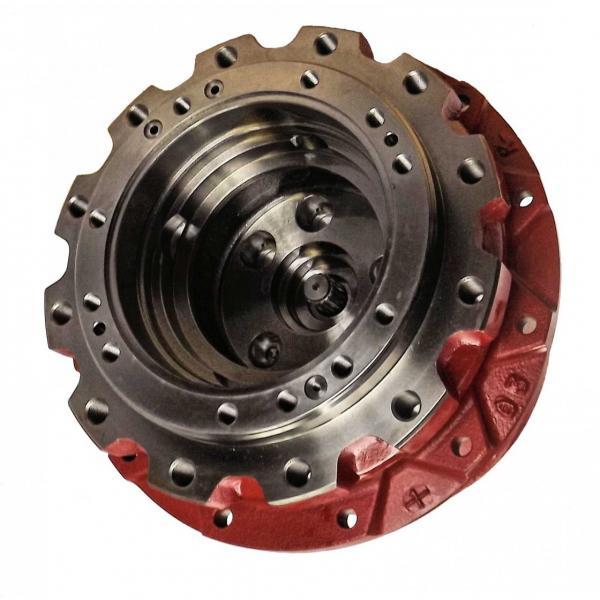 Hitachi EX18-2 Hydraulic Fianla Drive Motor #1 image