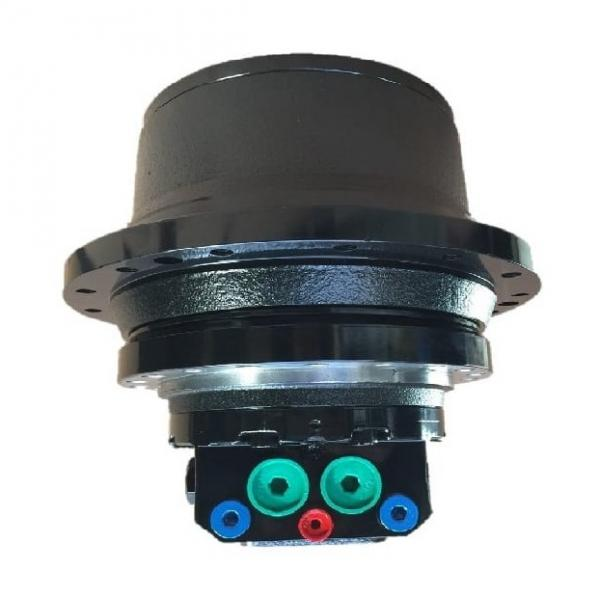 Hitachi ZX670 Hydraulic Fianla Drive Motor #1 image