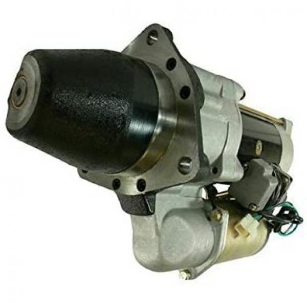 Komatsu D31PX-21A Reman Dozer Travel Motor #1 image