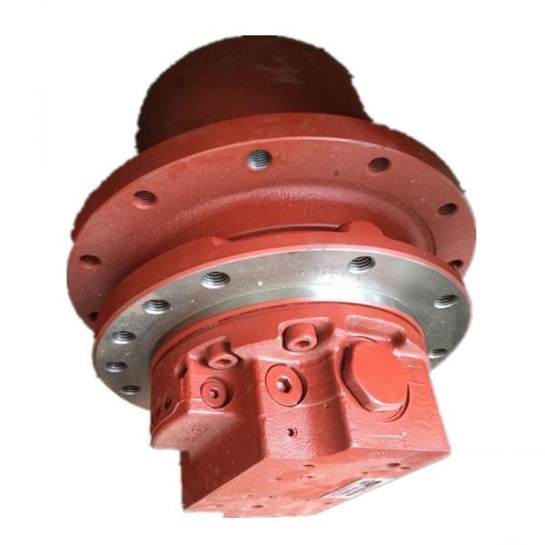Nachi PHV-80-25-9-8824A Hydraulic Final Drive Motor #2 image