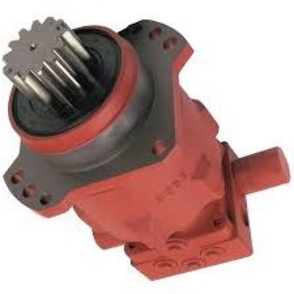 Nachi PHV-80-25-9-8824A Hydraulic Final Drive Motor #3 image