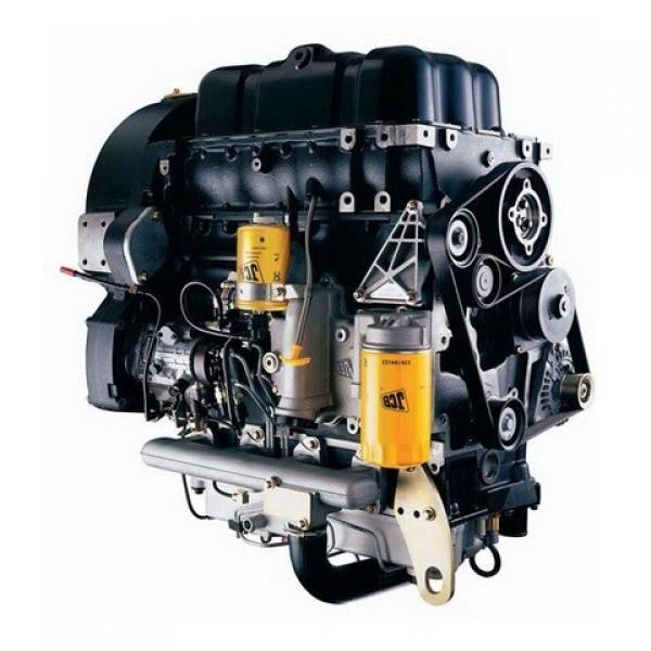John Deere 35C Hydraulic Final Drive Motor #3 image