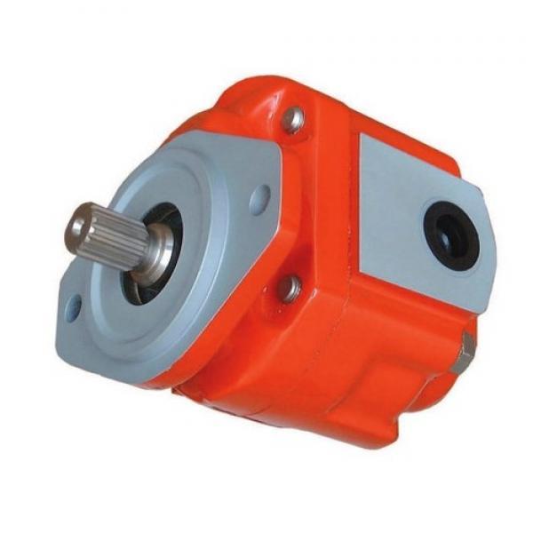 John Deere AT446038 Reman Hydraulic Final Drive Motor #1 image