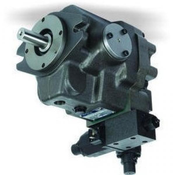 John Deere 3754G Hydraulic Final Drive Motor #2 image