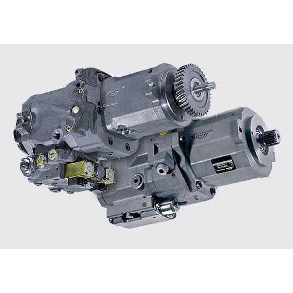 Kobelco PM15V00021F1R Hydraulic Final Drive Motor #1 image