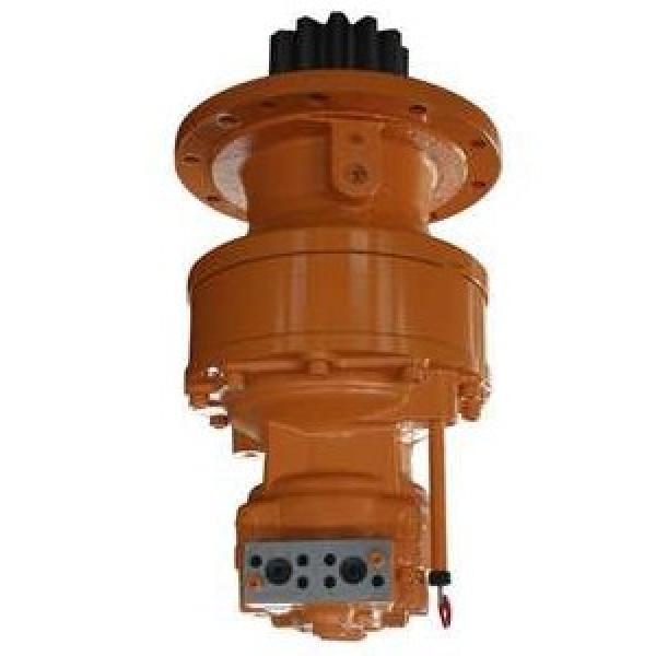 Dynapac CP142 Reman Hydraulic Final Drive Motor #1 image