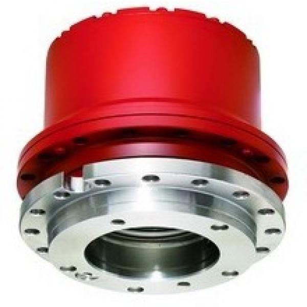 Dynapac 359144 Reman Hydraulic Final Drive Motor #1 image