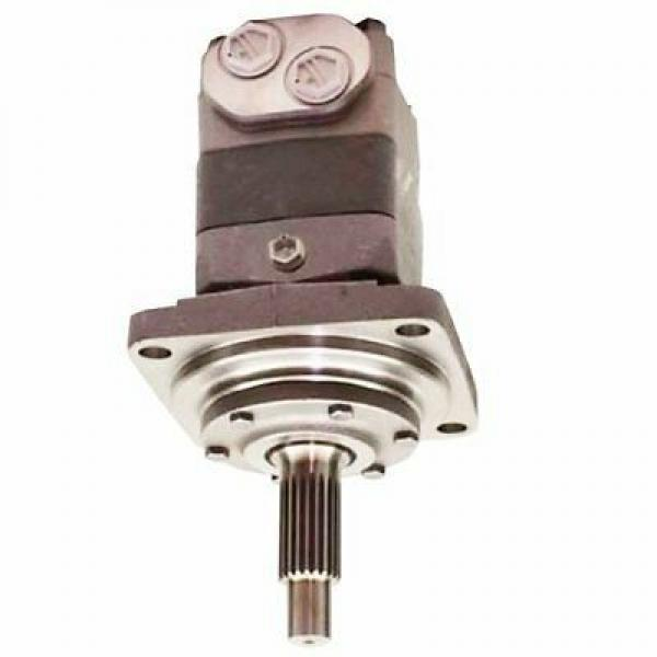 ASV RT60 Reman Hydraulic Final Drive Motor #1 image