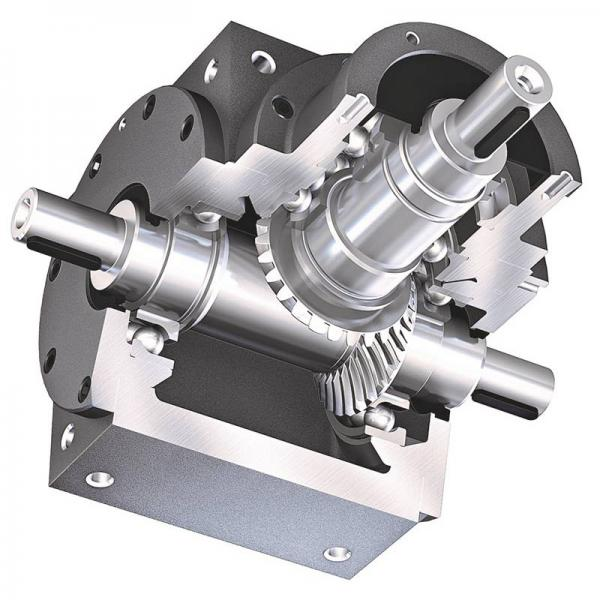 Pel Job EB252 Hydraulic Final Drive Motor #2 image